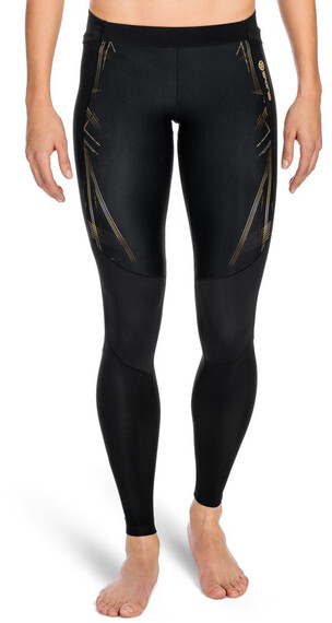 Skins W's A400 Long Tights Black/Gold